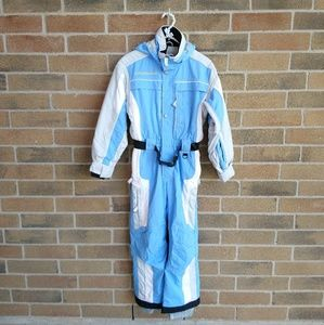 Obermeyer Junior Snow Suit with Hood